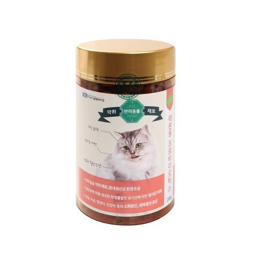 힐링바이오 고양이 프로바이오틱스 슈퍼유산균 [C110]